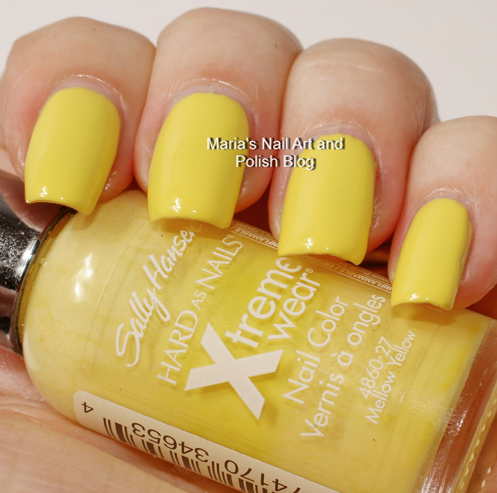 Marias Nail Art And Polish Blog: Swatch Spam: Perfect