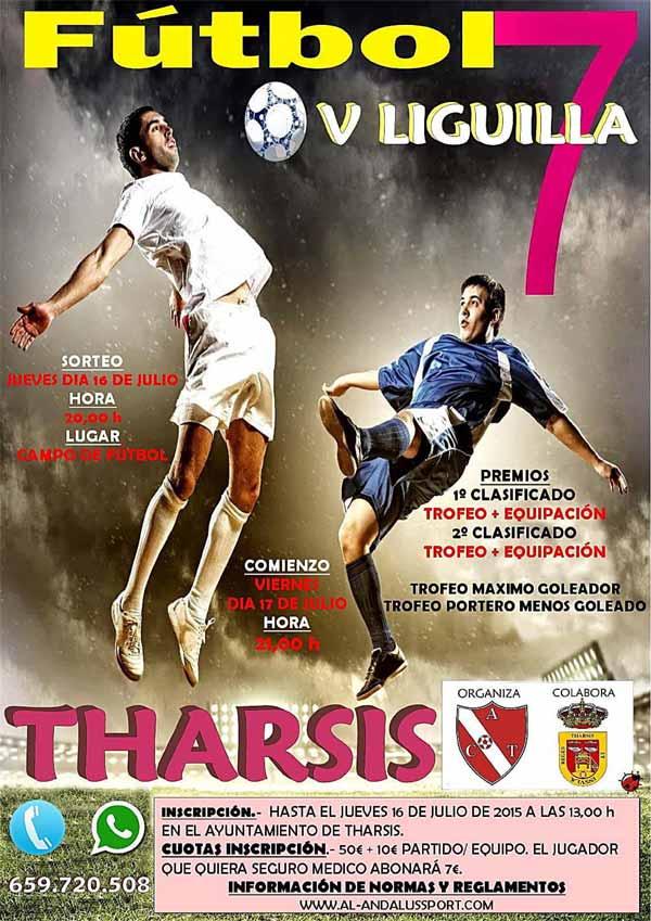 V Liguilla de Fútbol - 7 de Tharsis
