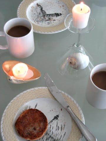coastal breakfast dishes