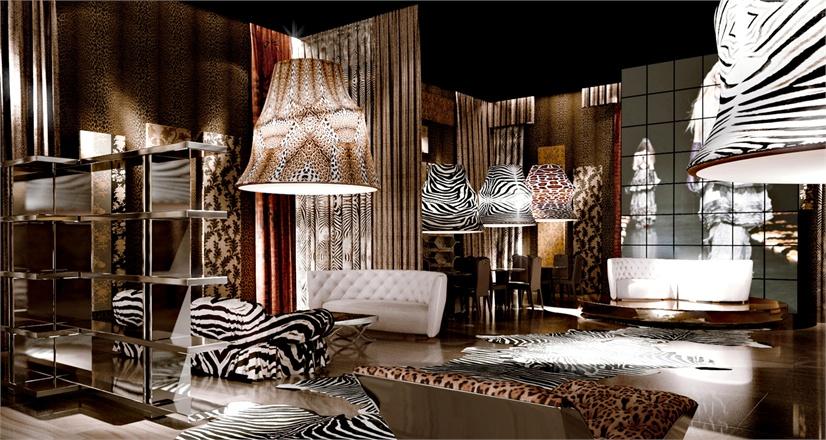 Luxury Life Design: Roberto Cavalli home collection