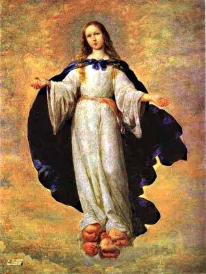 La Immaculada Concepció (Francisco de Zurbarán)