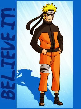 Como Desenhar o Naruto Shippuden (Passo a Passo)