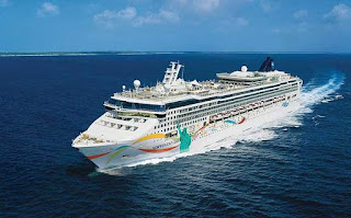 Norwegian Cruise Line's Norwegian Dawn Will Sail 2014 - Seasonally- from Boston