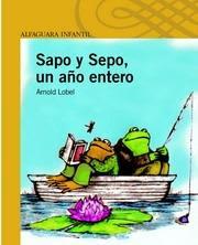 SAPO Y SEPO UN AÑO ENTERO-Arnold Lobel