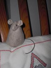 kleine Tilda Maus