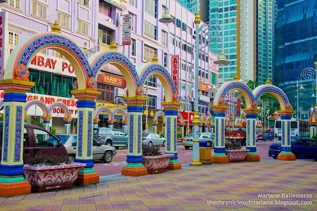brickfields malaysia