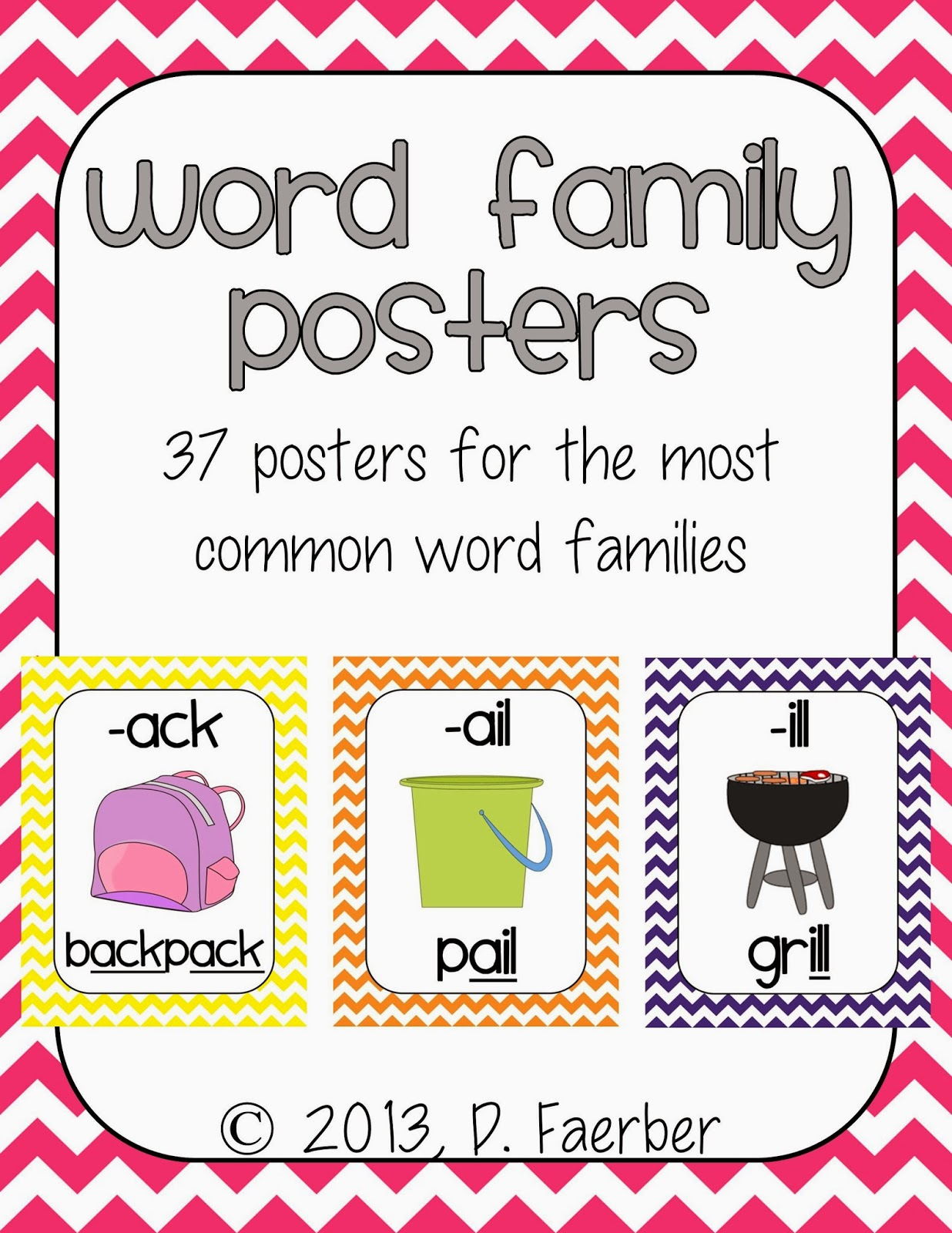 http://www.teacherspayteachers.com/Product/Word-Family-Posters-for-the-37-Most-Common-Rimes-in-Bright-Chevron-420881