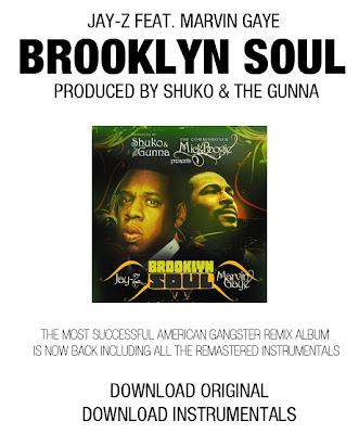 Hello Brooklyn 20 Jay-Z and Marvin Gaye Lyrics, Song