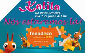 Excursão para FENADOCE dia 7 de junho, interessados entrar em contato com Kalila