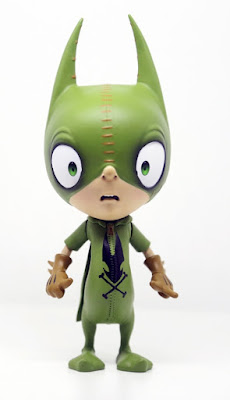 3D Retro Exclusive Green Edition Rancid Ralf Vinyl Figure by Craola