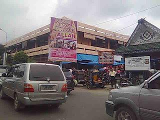 Pasar Horas Wisata Kota Siantar Sumut