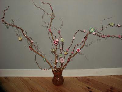 Spring Tree, Flowers