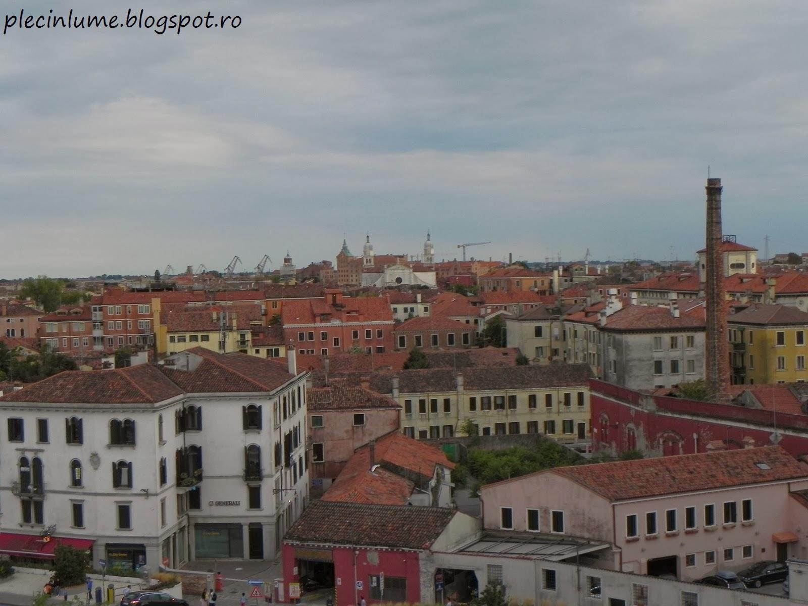 Venetia pare oras industrial