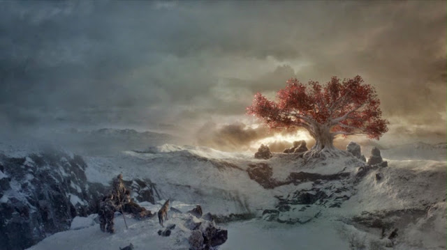 HBO Game of Thrones s04e10: Bran and happy ending