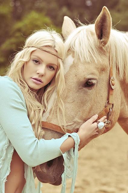Zu Hause wohlfühlen: Pferd