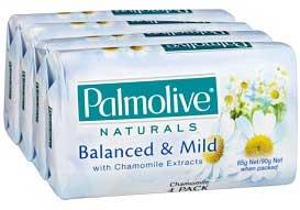Sapone Palmolive naturals balanced & mild