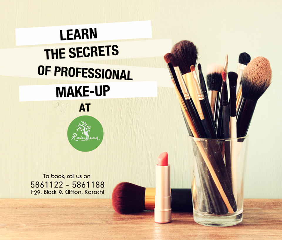 make up course karachi