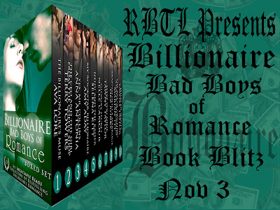 Billionaire Bad Boys of Romance Boxed Set