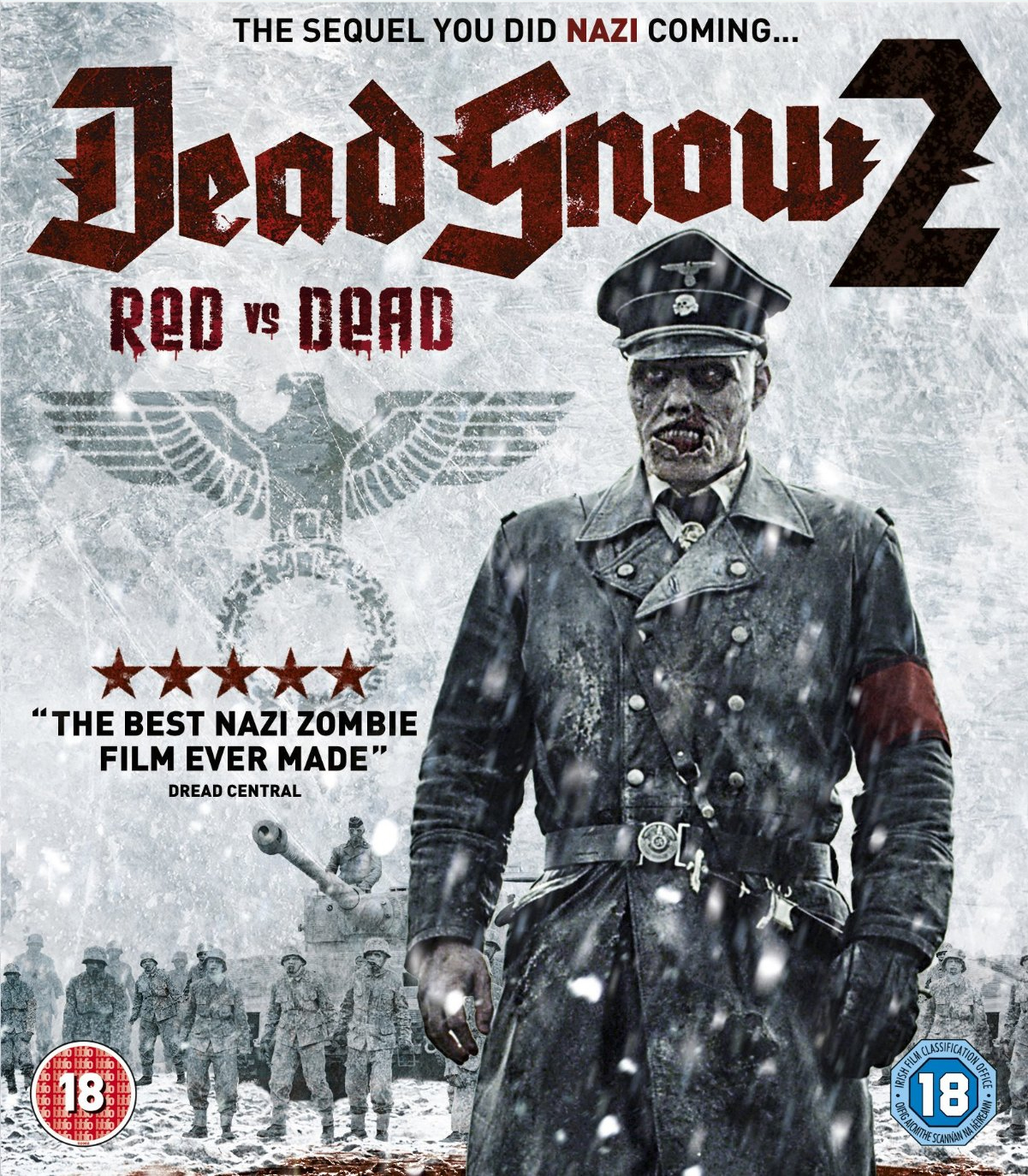 DEAD SNOW 2 RED VS. DEAD (2014) ผีหิมะ กัดกระชากโหด ภาค 2 [SOUNDTRACK บรรยายไทย]