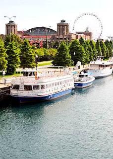 Navy Pier (Best Honeymoon Destinations In USA) 6