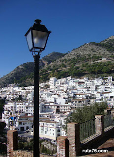 Casas blancas de Mijas málaga andalucia