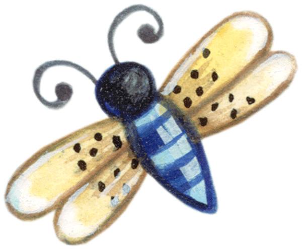 Dibujos de mariposas para imprimir