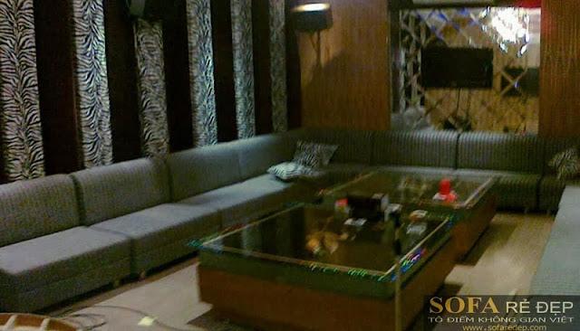 Sofa karaoke k007