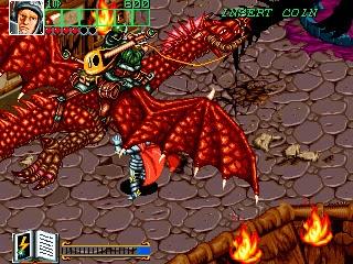 Dark Seal 2 descargar gratis arcade videojuego portable roll