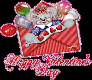 Kartu Ucapan Valentine Day 2014 9