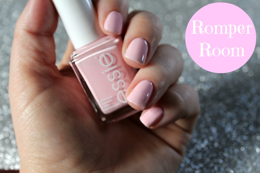 Essie Spring 2014 hide & Go Chic Collection Romper Room Swatch