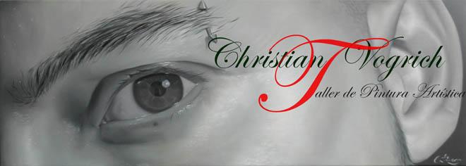 taller de pintura artistica de christian vogrich