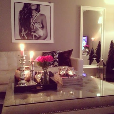[Love this for a cute touch to a coffee table] - FABSPO #6: GLAM DECOR! - SAMTYMS