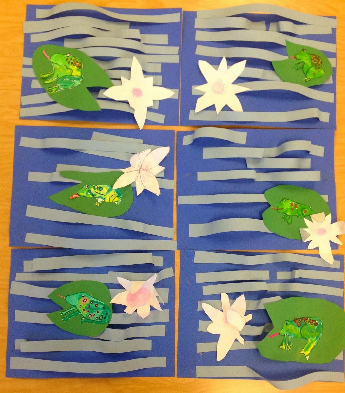 2nd Grade Frogs on Kindergarten Frog Life Cycle Worksheet