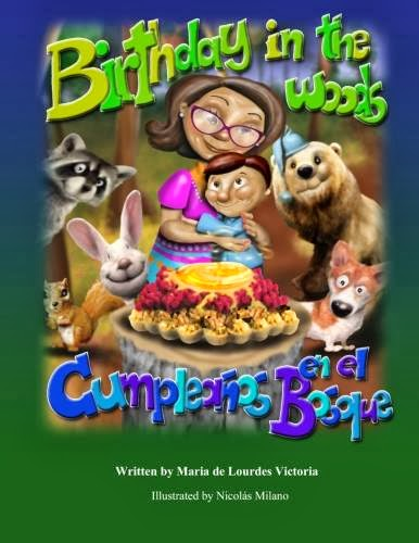 Cumpleaños en el Bosque/Birthday in the woods