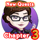 FarmVille Legends Haunted Hollow Chapter 3 (III) Quests Icon