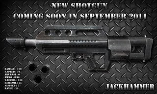 New Shotgun Point Blank