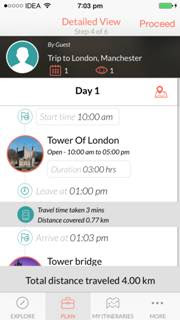 TripHobo's iOS app Trip Plans makes Travel Planning Easier