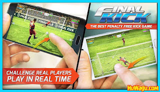 Final Kick 3.1.7 Mod Apk + Data Unlimited Money