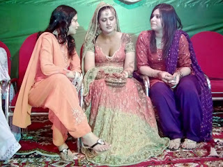 Pakistani Hottest Bride Picture