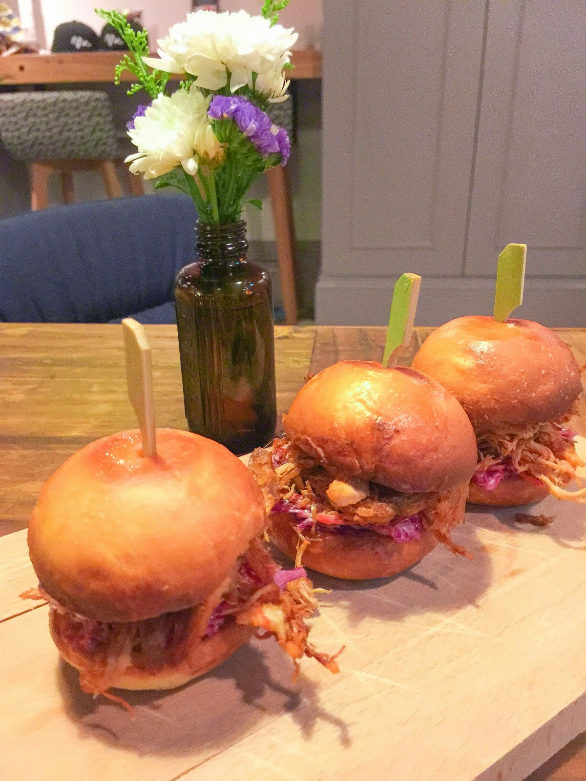 Club meatballs Pulled Pork Sliders menu singapore