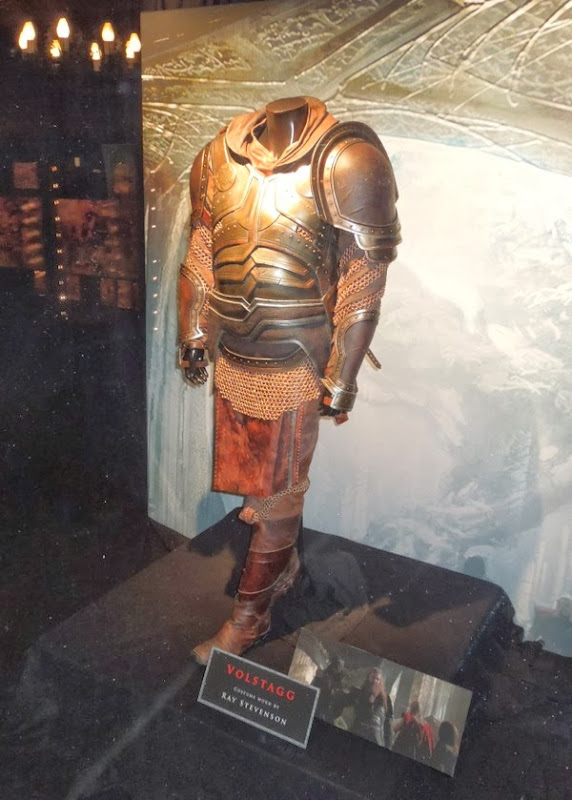 Ray Stevenson Volstagg movie costume Thor 2