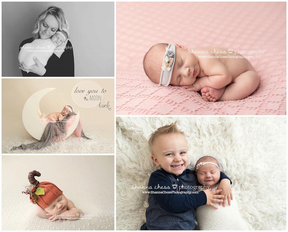 eugene springfield oregon newborn photographer family