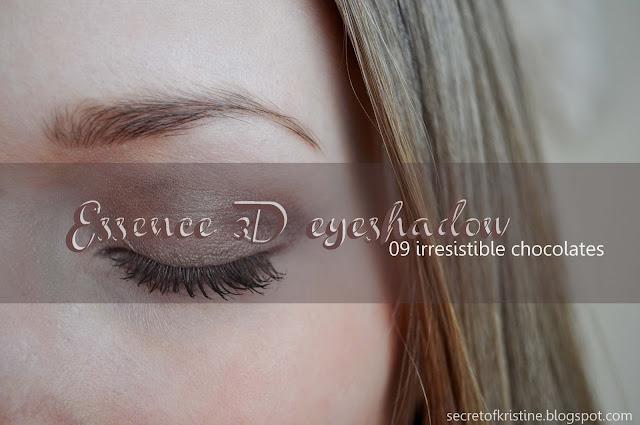 Essence 3D eyeshadow