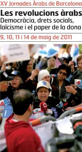 XV Jornades Àrabs de Barcelona