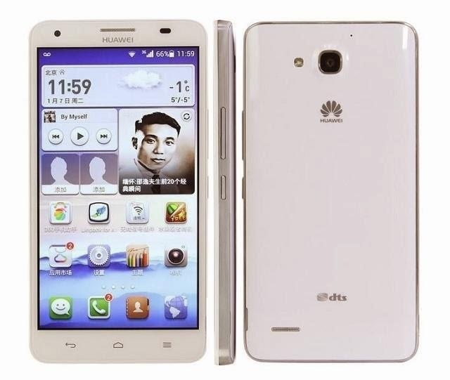 Harga Huawei Honor 3X dan Review Spesifikasi