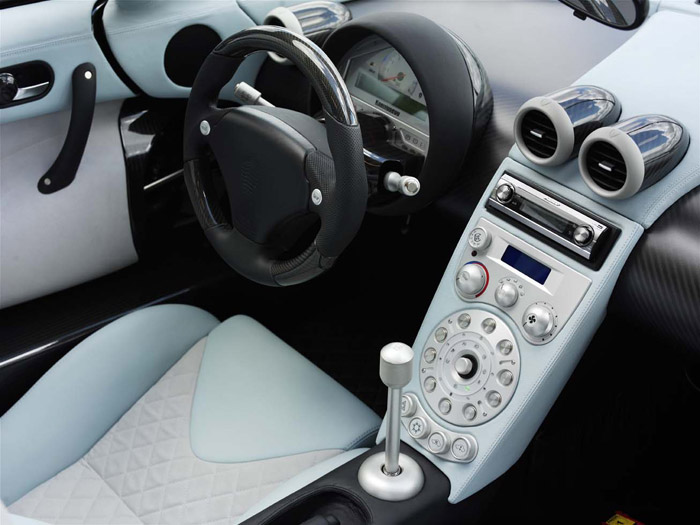 Cool Cars Koenigsegg Ccx Interior