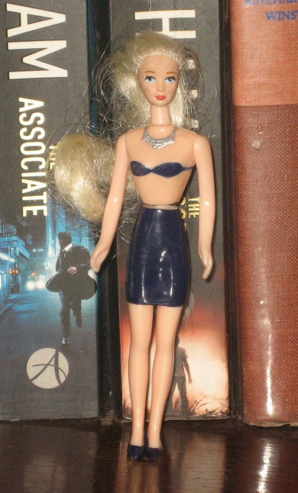 Percy's Fast Food Toy Stories: Barbie Doll McD