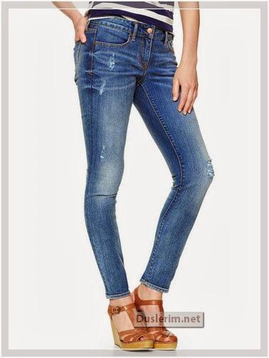 Yeni Moda Pantolon Modelleri