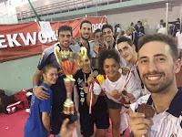 TAEKWONDO - Varsovia otorgó seis oros y dos bronces a españoles