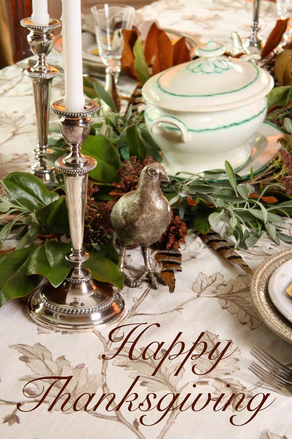 Happy Thanksgiving | Ridgely's Radar